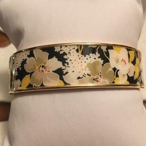 Vera Bradley Bangle Bracelet in Dogwood NWOT